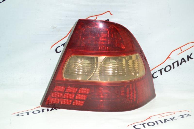 Стоп Toyota Corolla NZE121 1NZ 2002 правый (б/у)