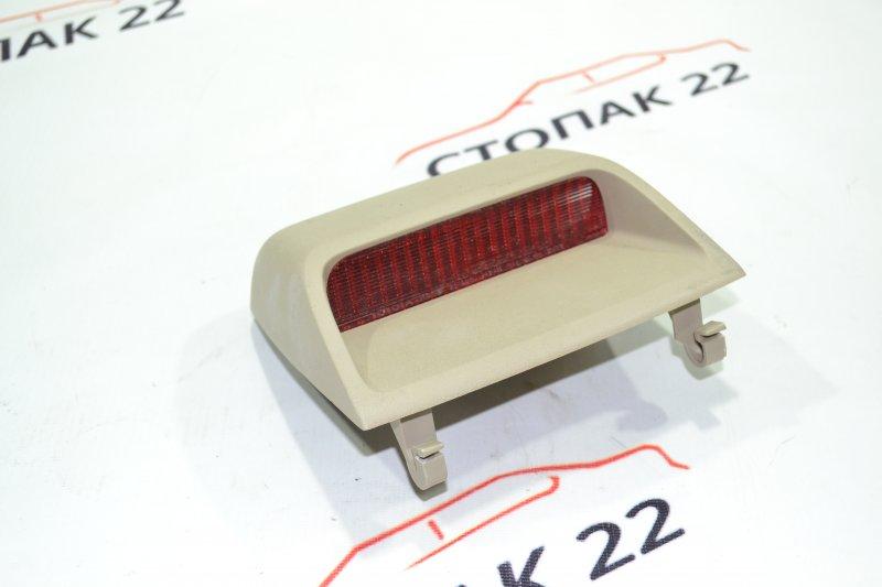 Стоп-сигнал Toyota Corolla NZE121 1NZ 2002 (б/у)