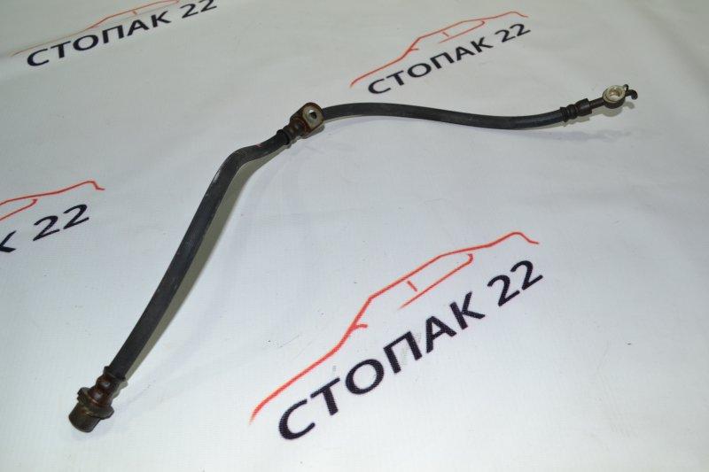 Тормозной шланг Toyota Corolla NZE121 1NZ 2002 передний (б/у)