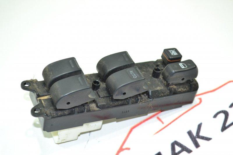 Блок управления стеклоподъемниками Toyota Corolla NZE121 1NZ 2002 (б/у)