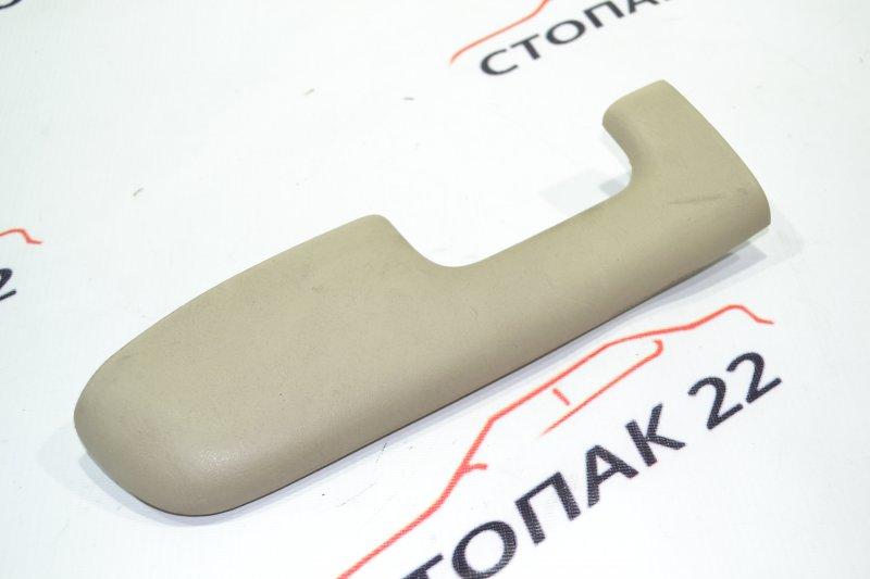 Накладка обшивки двери Toyota Corolla NZE121 1NZ 2002 левая (б/у)