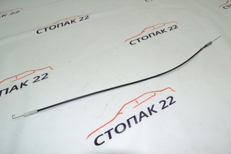 Тросик замка двери Toyota Corolla NZE121 1NZ 2002 передний (б/у)