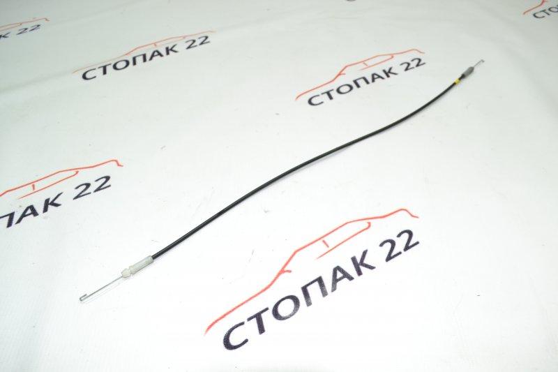 Тросик замка двери Toyota Corolla NZE121 1NZ 2002 задний (б/у)