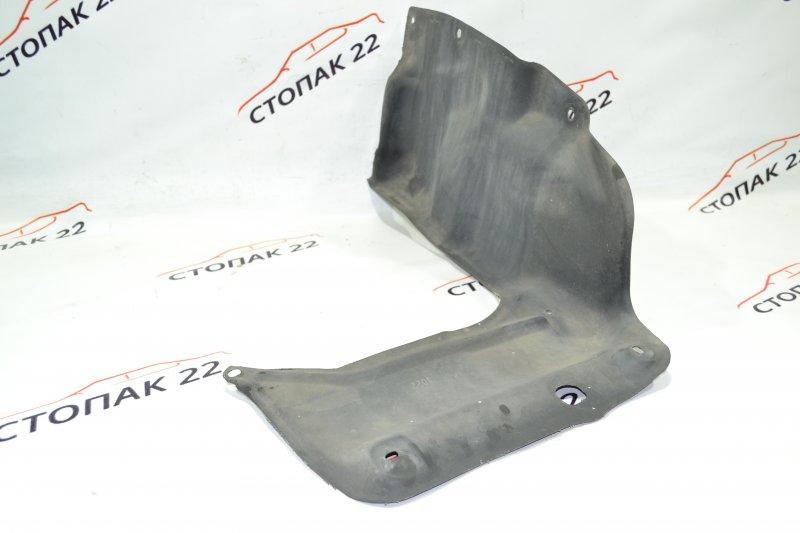 Защита двигателя Toyota Corolla NZE121 1NZ 2002 левая (б/у)