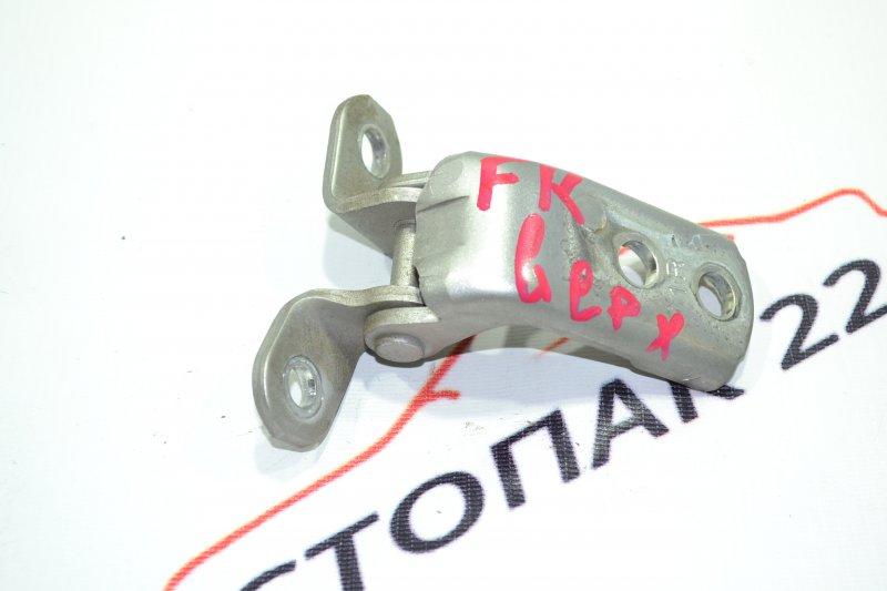 Петля двери Toyota Corolla NZE121 1NZ 2002 передняя правая верхняя (б/у)