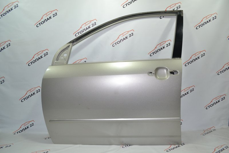Дверь Toyota Corolla NZE121 1NZ 2002 передняя левая (б/у)