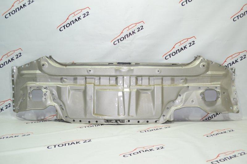 Панель кузова задняя Toyota Corolla NZE121 1NZ 2002 (б/у)
