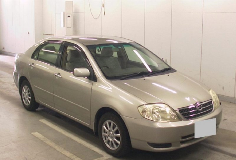Крепление стабилизатора Toyota Corolla NZE121 1NZ 2002 (б/у)