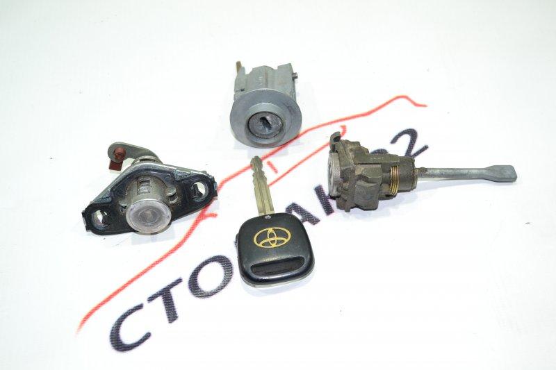 Личинка замка зажигания Toyota Corolla NZE121 1NZ 2002 (б/у)