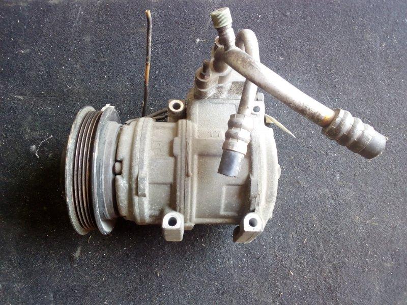 Компрессор кондиционера Honda Inspire UA1 G20A (б/у)