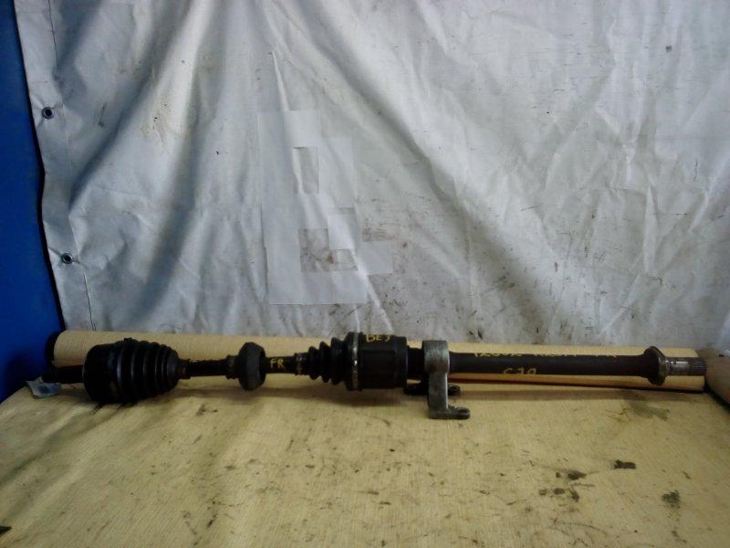 Привод Honda Edix BE3 K20A передний правый (б/у)