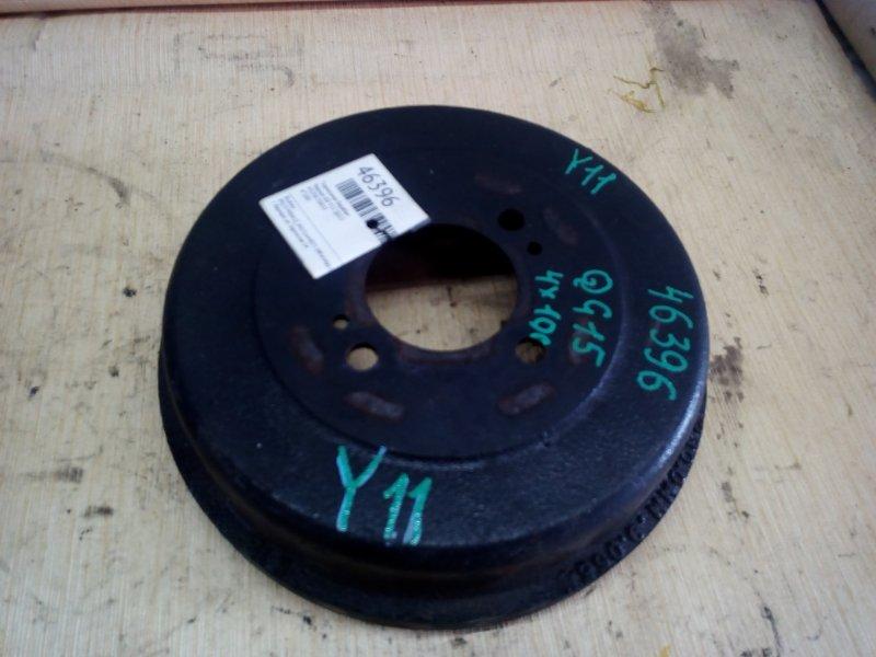 Тормозной барабан Nissan Ad Y11 QG15 (б/у)