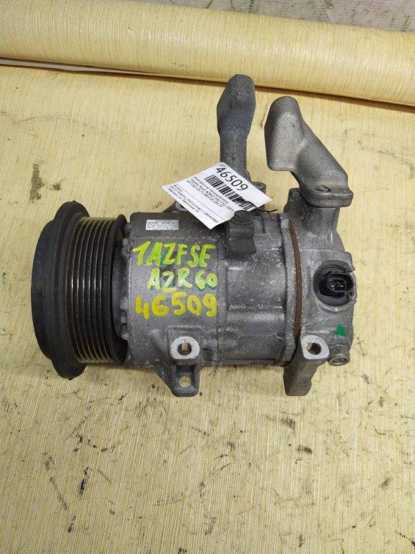 Компрессор кондиционера Toyota Noah AZR60 1AZ-FSE 2003 (б/у)