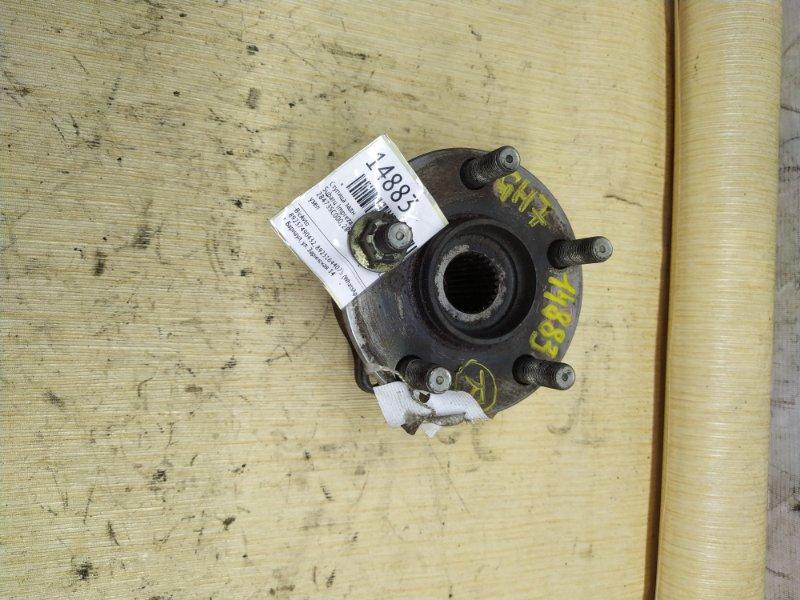 Ступица Subaru Impreza GH7 задняя (б/у)