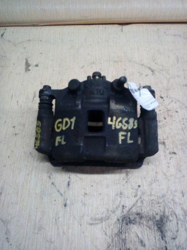 Суппорт Honda Fit GD1 передний левый (б/у)