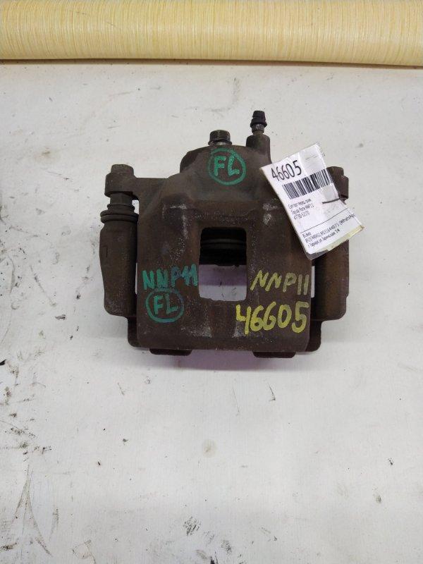Суппорт Toyota Porte NNP11 передний правый (б/у)
