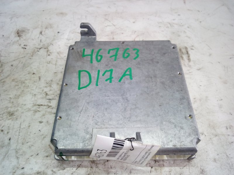 Блок управления двс Honda Stream RN1 D17A (б/у)