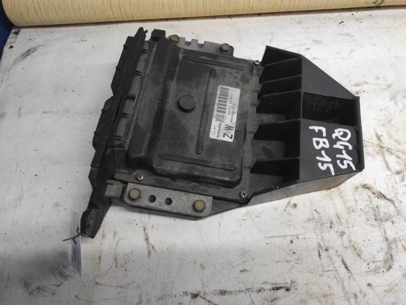 Блок управления двс Nissan Sunny B15 QG15 (б/у)