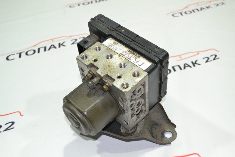 Блок abs Toyota Runx NZE121 1NZ 2002 (б/у)