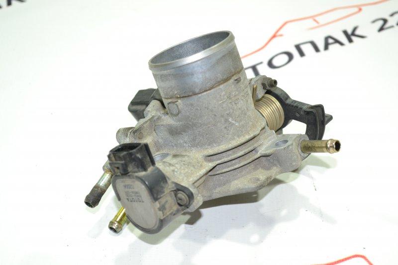 Дроссельная заслонка Toyota Runx NZE121 1NZ 2002 (б/у)