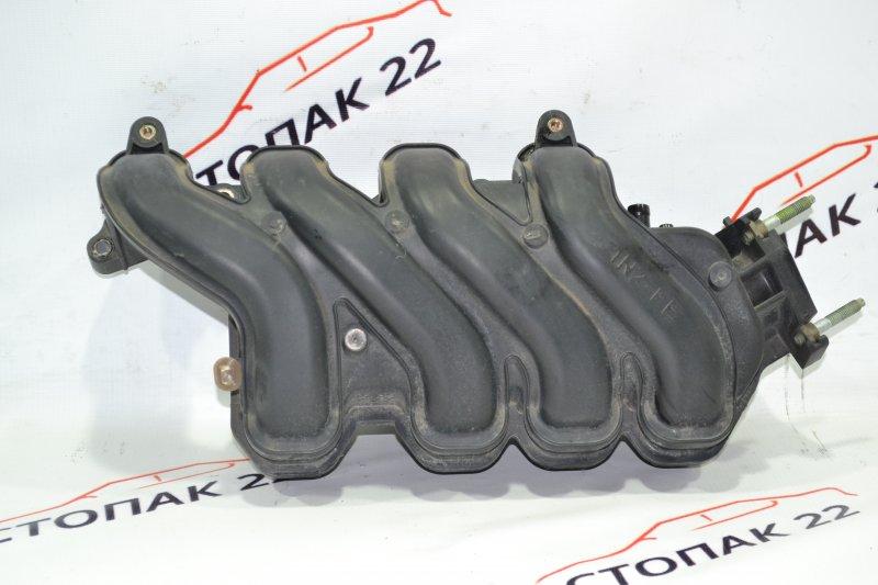 Коллектор впускной Toyota Runx NZE121 1NZ 2002 (б/у)