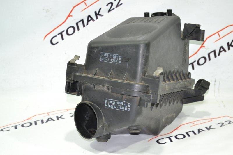 Корпус воздушного фильтра Toyota Runx NZE121 1NZ 2002 (б/у)