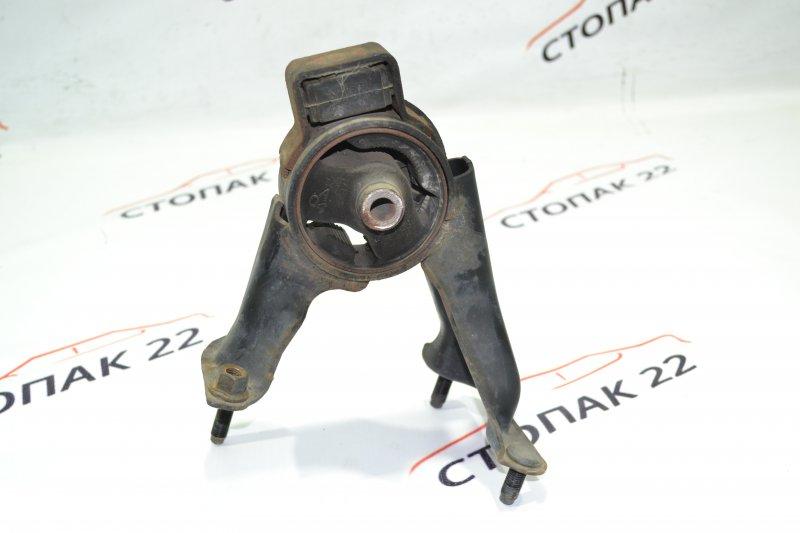 Подушка двигателя Toyota Runx NZE121 1NZ 2002 задняя (б/у)