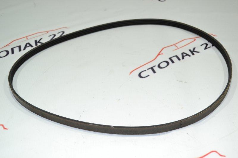 Ремень ручейковый Toyota Runx NZE121 1NZ 2002 (б/у)