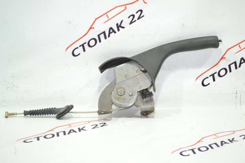 Ручка ручника Toyota Runx NZE121 1NZ 2002 (б/у)