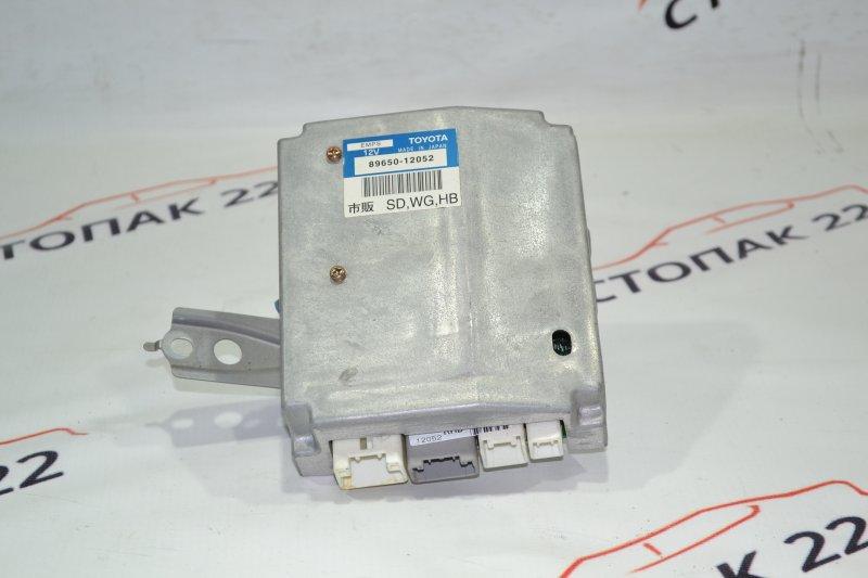 Блок управления рулевой рейкой Toyota Runx NZE121 1NZ 2002 (б/у)