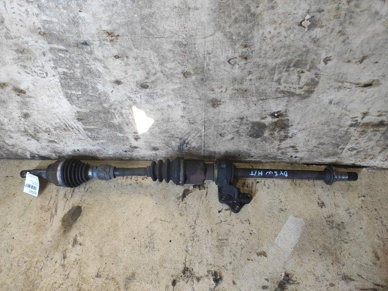 Привод Mazda Demio DY3W ZJ передний правый (б/у)