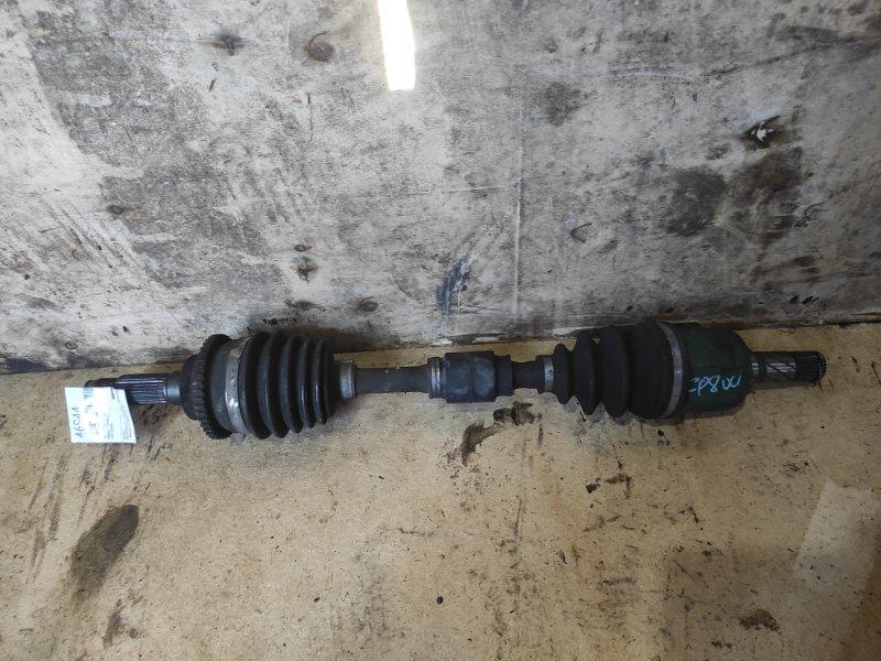 Привод Mazda Premacy CP8W FPDE передний левый (б/у)