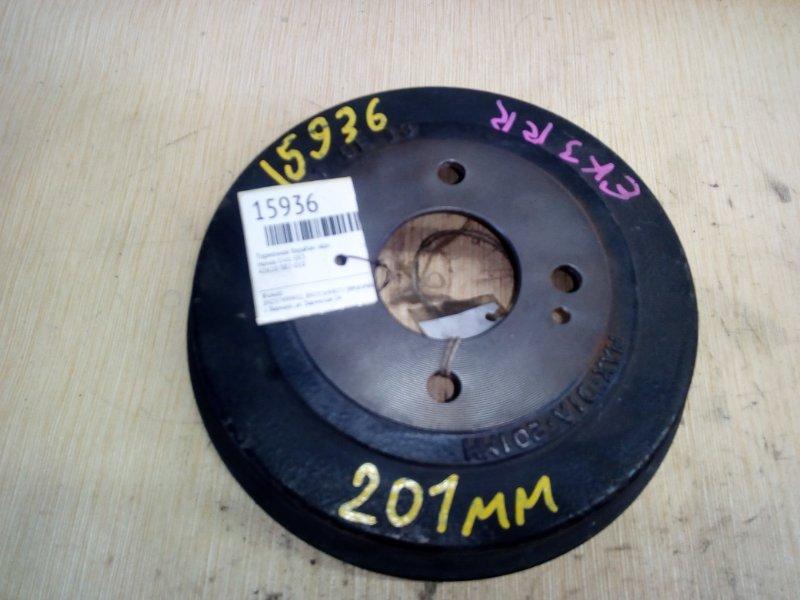 тормозной барабан Honda Civic EK3/MB4/MJ5  б/у 200 левый=правый