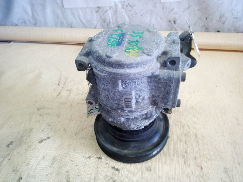 компрессор кондиционера Toyota 3S б/у ST190/ST210/ST220 96-