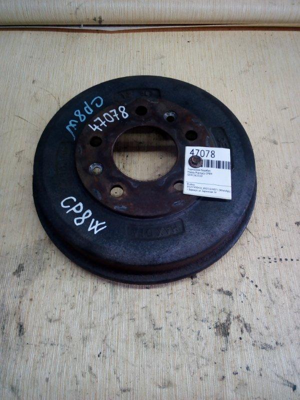 Тормозной барабан Mazda Premacy CP8W (б/у)