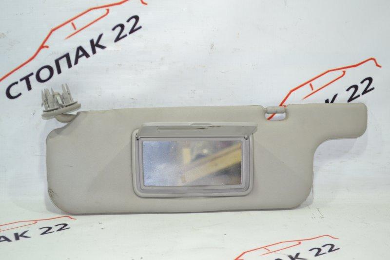 Козырек солнцезащитный Toyota Corolla NZE121 1NZ 2001 (б/у)