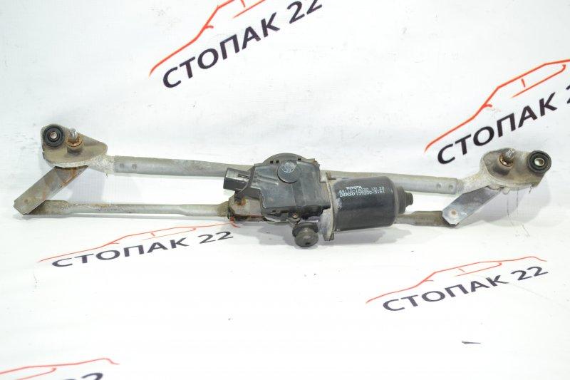 Механизм дворников Toyota Runx NZE121 1NZ 2002 (б/у)