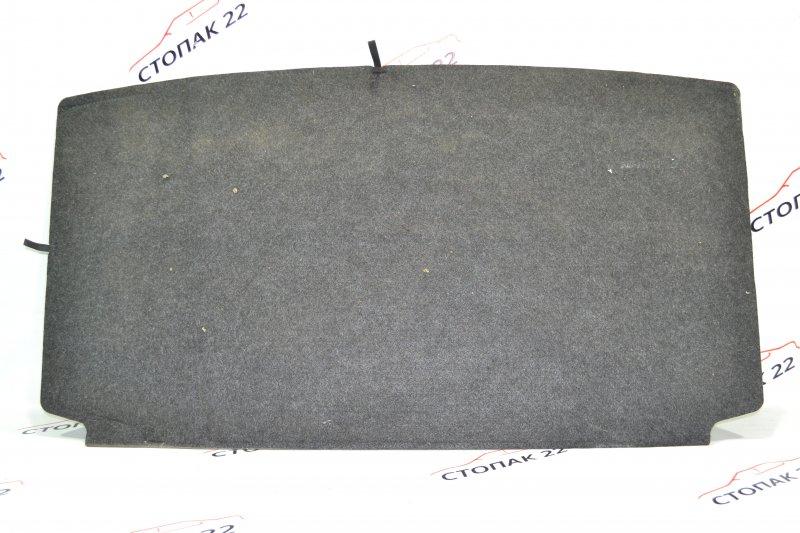 Пол багажника Toyota Runx NZE121 1NZ 2002 (б/у)