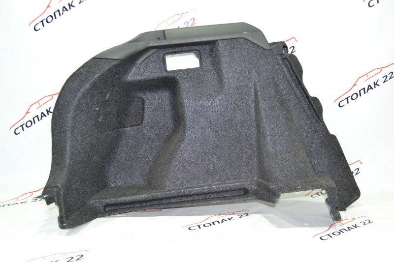 Обшивка багажника Toyota Runx NZE121 1NZ 2002 левая (б/у)