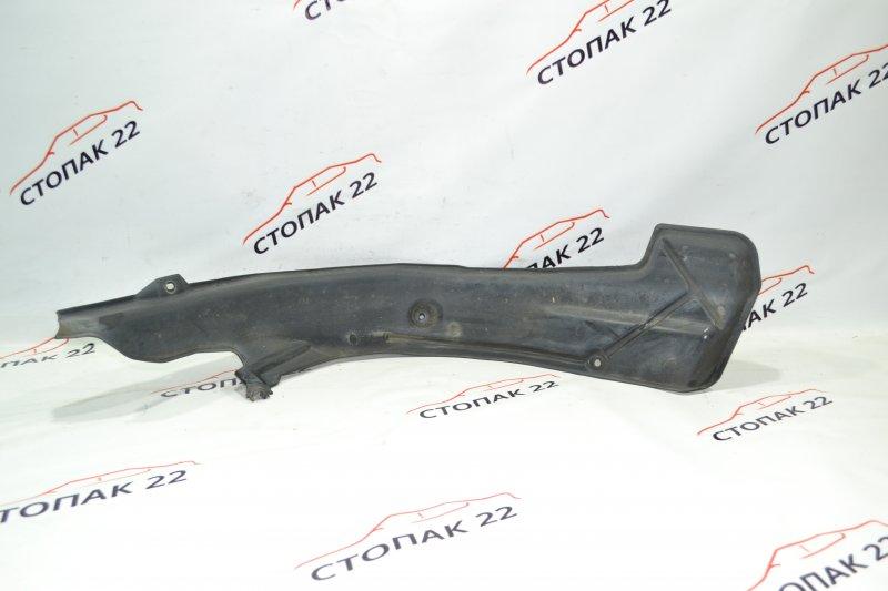 Защита горловины топливного бака Toyota Runx NZE121 1NZ 2002 (б/у)