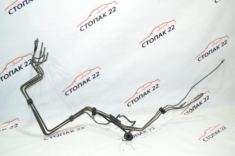Тормозная трубка Toyota Runx NZE121 1NZ 2002 передняя правая (б/у)