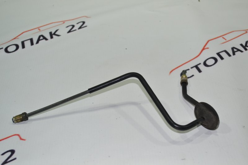 Тормозная трубка Toyota Runx NZE121 1NZ 2002 передняя левая (б/у)