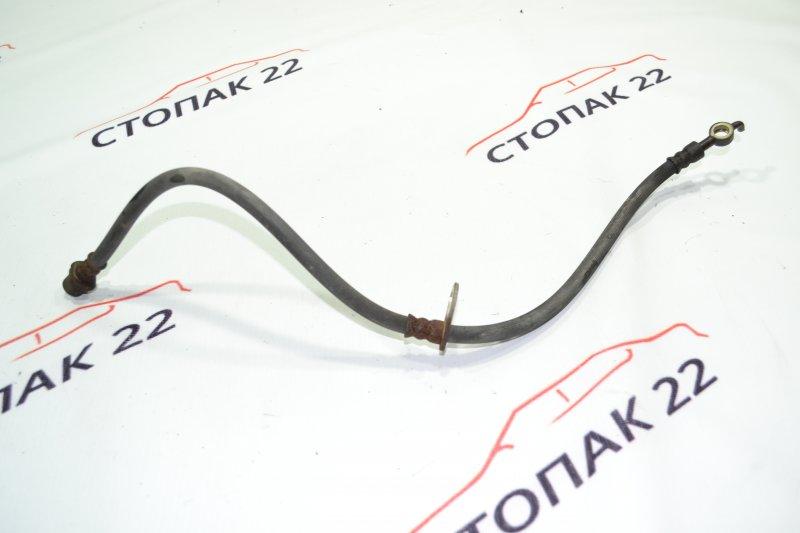 Тормозной шланг Toyota Runx NZE121 1NZ 2002 передний (б/у)