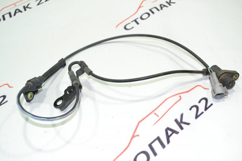 Датчик abs Toyota Runx NZE121 1NZ 2002 передний левый (б/у)