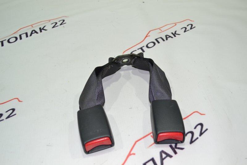 Замок ремня безопасности Toyota Runx NZE121 1NZ 2002 задний (б/у)