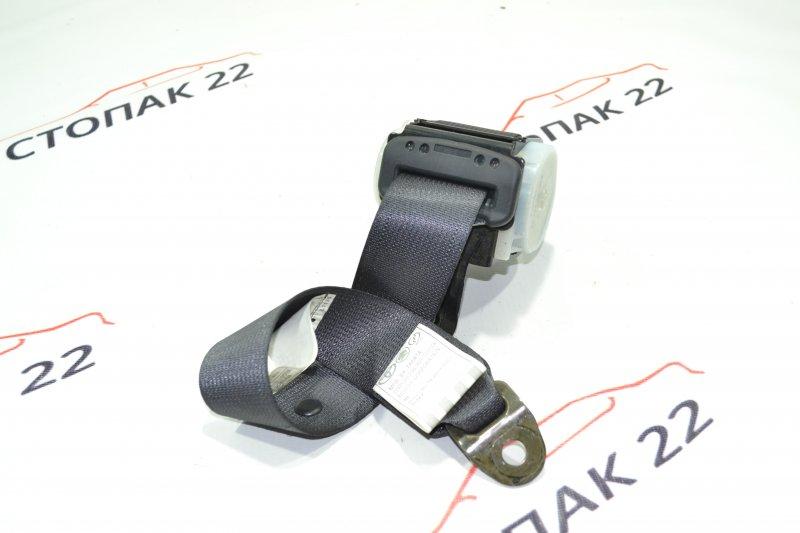 Ремень безопасности Toyota Runx NZE121 1NZ 2002 задний (б/у)