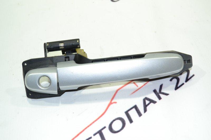 Ручка двери Toyota Runx NZE121 1NZ 2002 передняя правая (б/у)