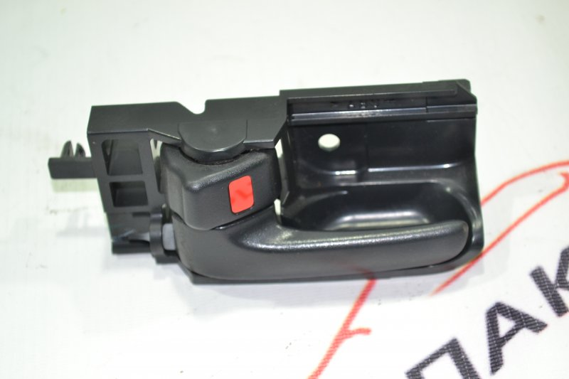 Ручка двери внутренняя Toyota Runx NZE121 1NZ 2002 левая (б/у)