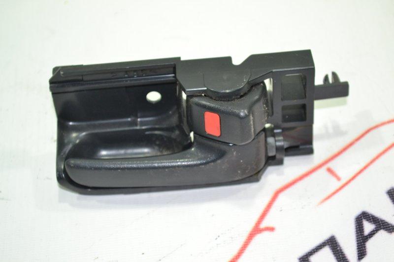 Ручка двери внутренняя Toyota Runx NZE121 1NZ 2002 правая (б/у)