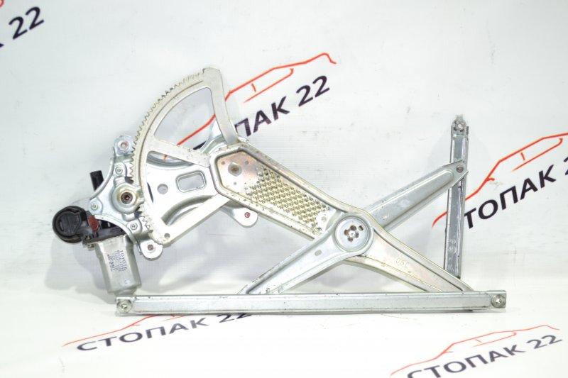 Стеклоподъемник Toyota Runx NZE121 1NZ 2002 передний правый (б/у)
